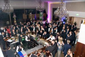 Ehrengästeempfang in der Gloriette-Bar