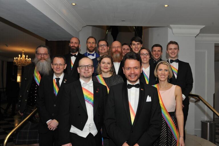 Organisationskomitee des Regenbogenball