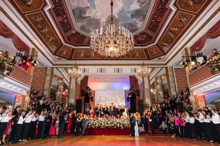Ballsaal im Parkhotel Schönbrunn